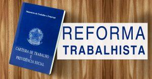 Palestra: REFORMA TRABALHISTA - PRINCIPAIS MUDANÇAS @ Centro de Estudos - Assescofran