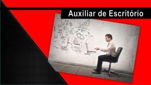 Curso Auxiliar de Escritório - SINCOFRAN @ Assescofran
